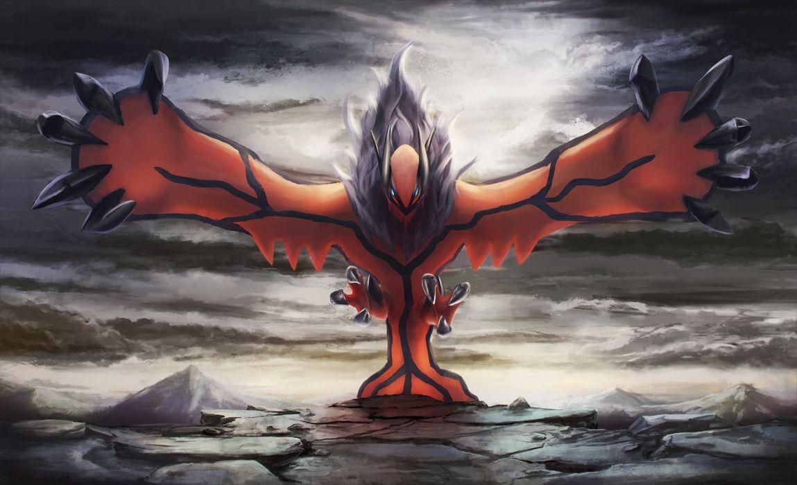 Pokemon Yveltal wallpaper