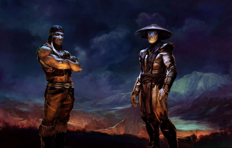 Mortal Kombat Men Warriors Games warrior warriors wallpaper