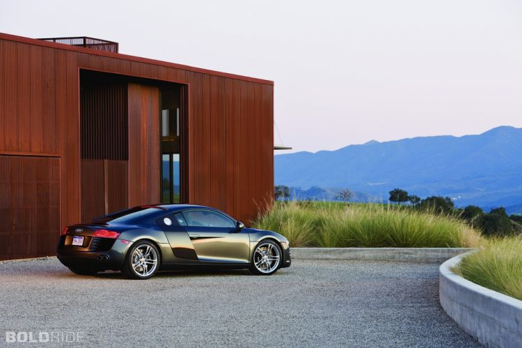 2009 Audi R8 r-8 sportcar g wallpaper