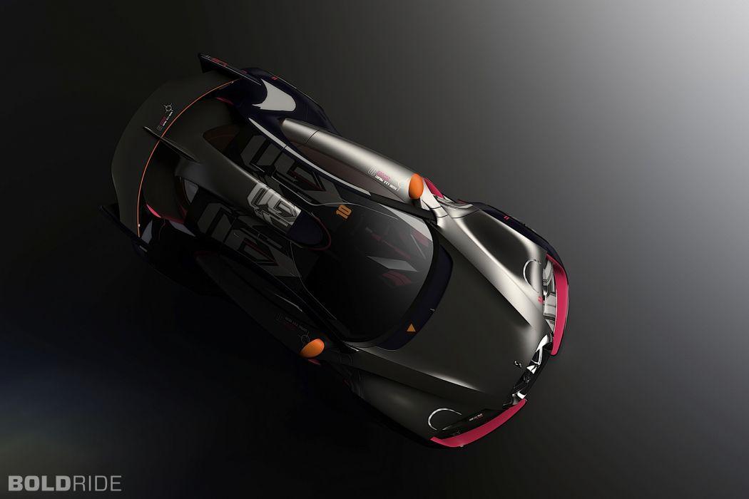 2010 Citroen Survolt Concept supercar supercars wallpaper