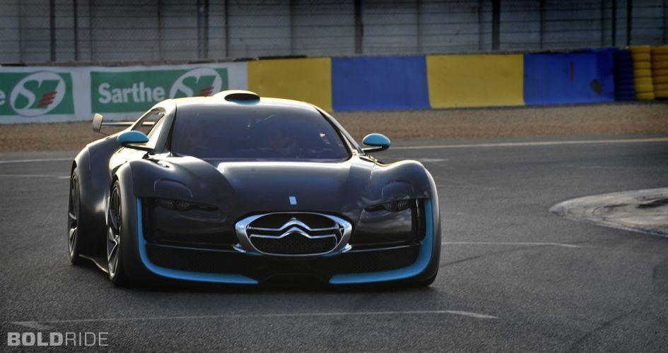 2010 Citroen Survolt Concept supercar supercars c wallpaper