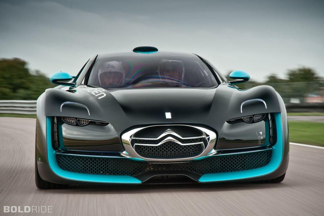 2010 Citroen Survolt Concept supercar supercars      g wallpaper