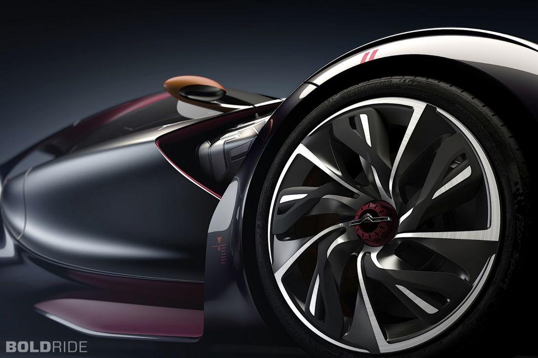 2010 Citroen Survolt Concept supercar supercars wheel wheels       ds wallpaper