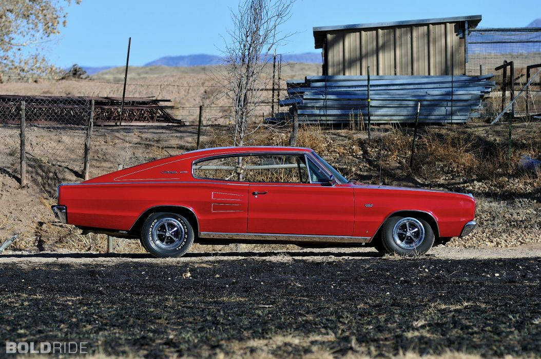1966 Dodge Charger mopar muscle classic     f wallpaper