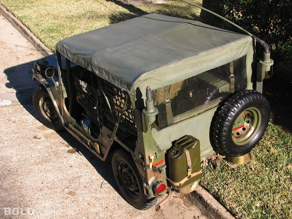 1970 Ford M151-A2 Mutt Military Jeep offroad 4x4      fs wallpaper