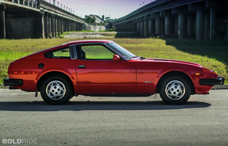 1979 Datsun 280ZX classic import nissan f wallpaper