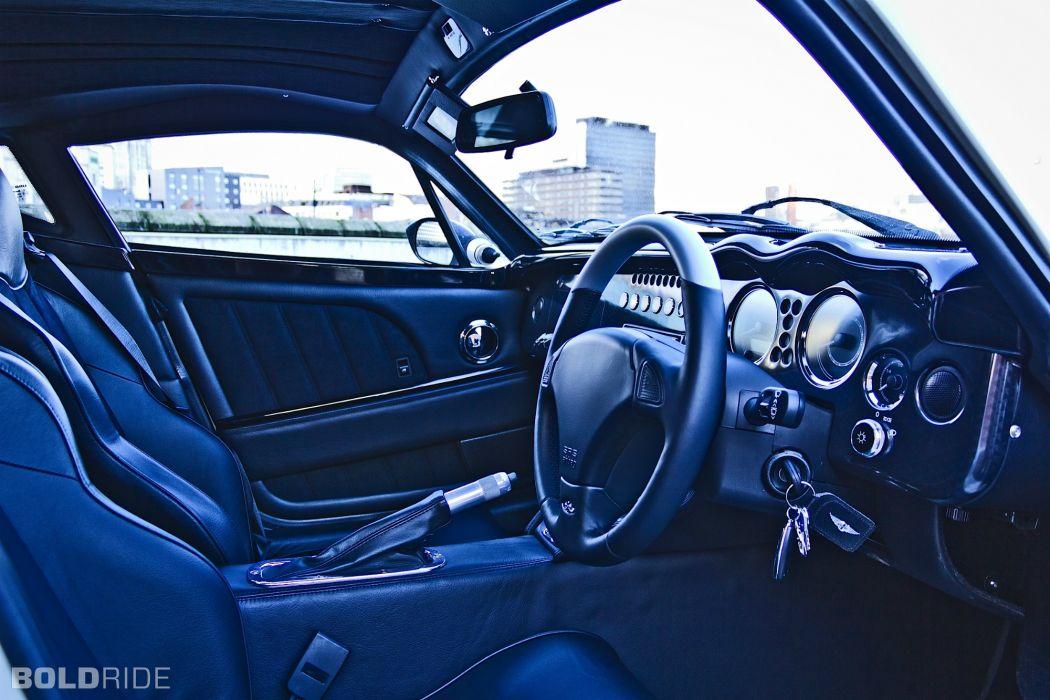 2012 Morgan Aero Coupe supercar supercars interior wallpaper