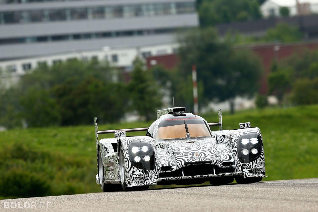 2013 Porsche LMP1 Prototype race racing      d wallpaper