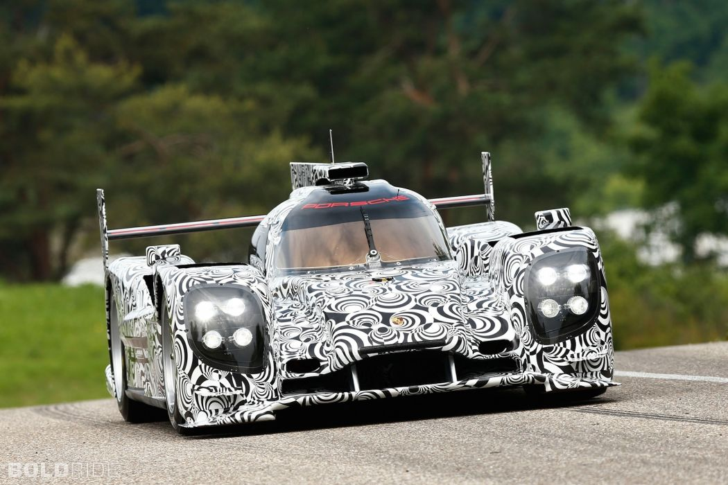 2013 Porsche LMP1 Prototype race racing wallpaper
