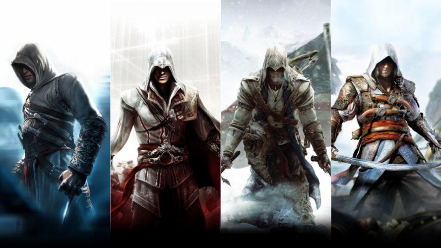 Assassins Creed warrior warriors wallpaper