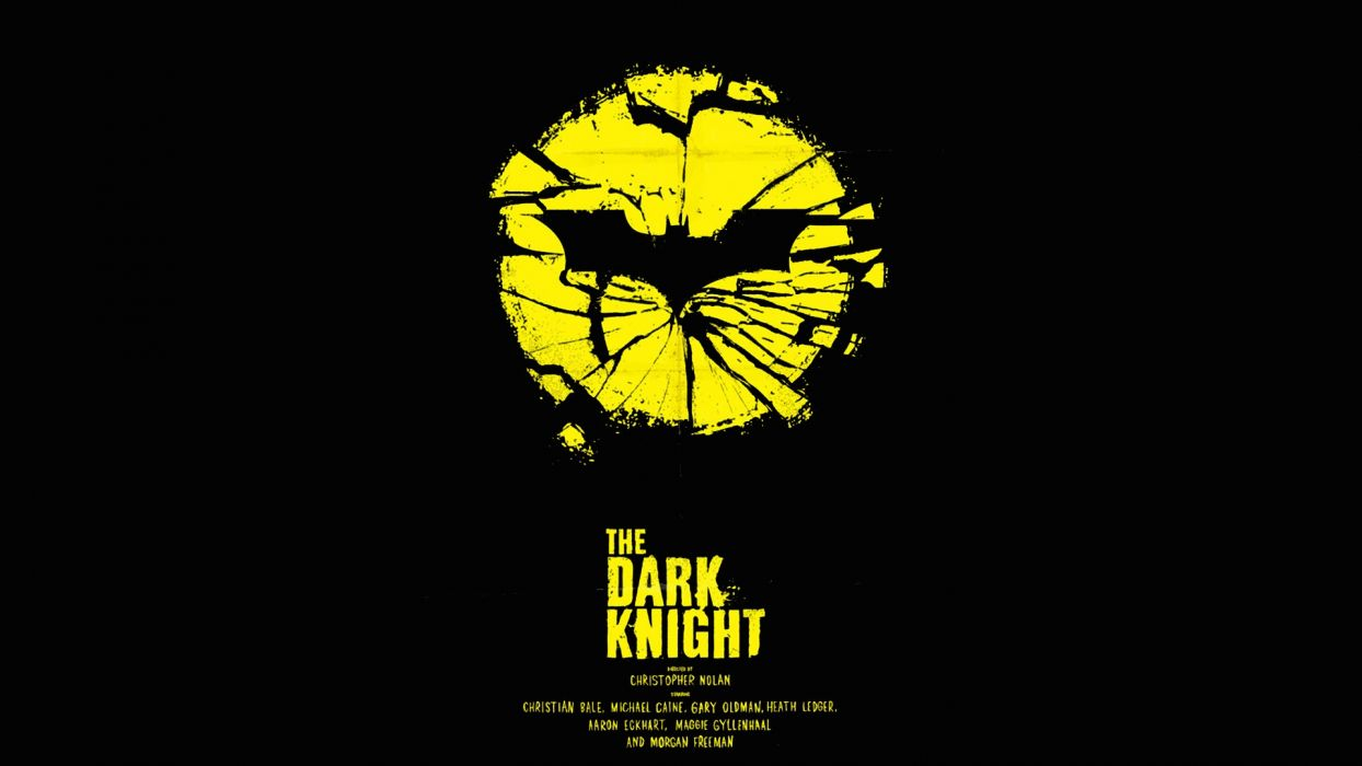 Batman The Dark Knight poster posters movie comic comics wallpaper