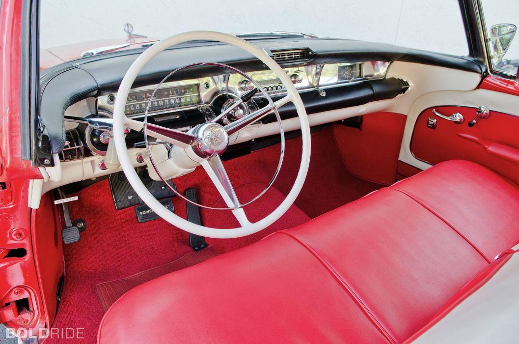 1957 Buick Caballero Wagon stationwagon retro interior    g wallpaper