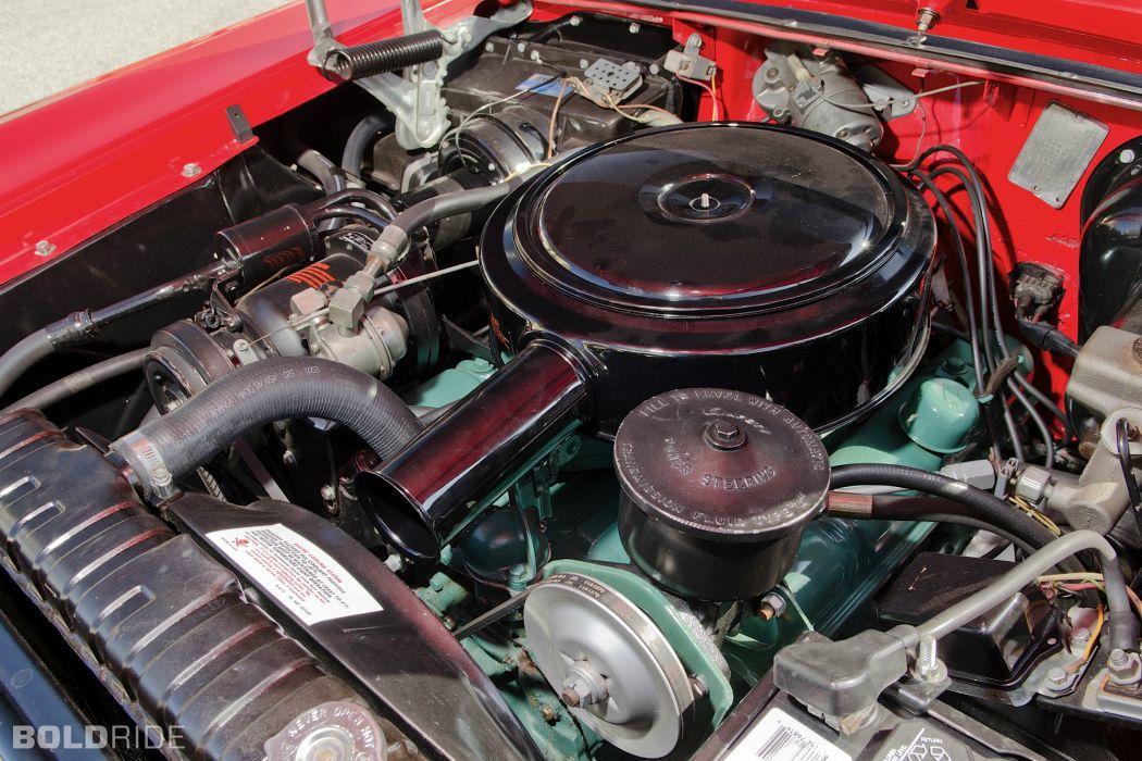 1957 Buick Caballero Wagon stationwagon retro engine engines wallpaper