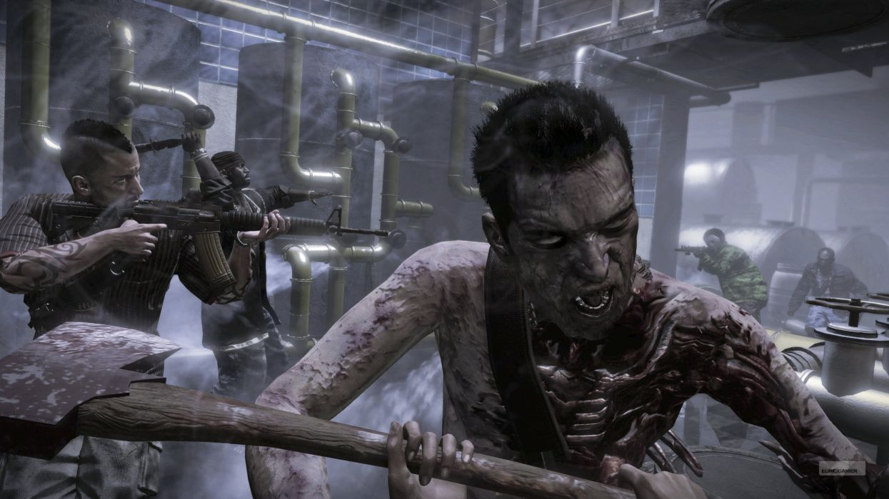 Dead Island Zombie Games dark zombie     t wallpaper