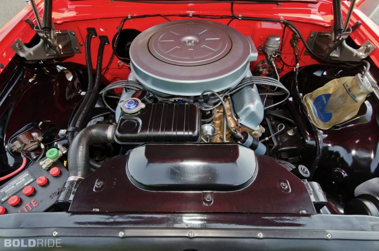 1961 Ford Galaxie Sunliner Convertible classic luxury engine engines t wallpaper