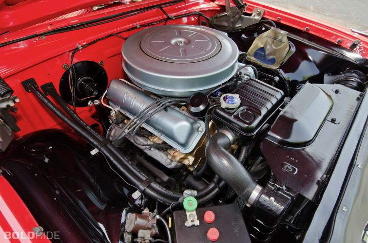 1961 Ford Galaxie Sunliner Convertible classic luxury engine engines y wallpaper