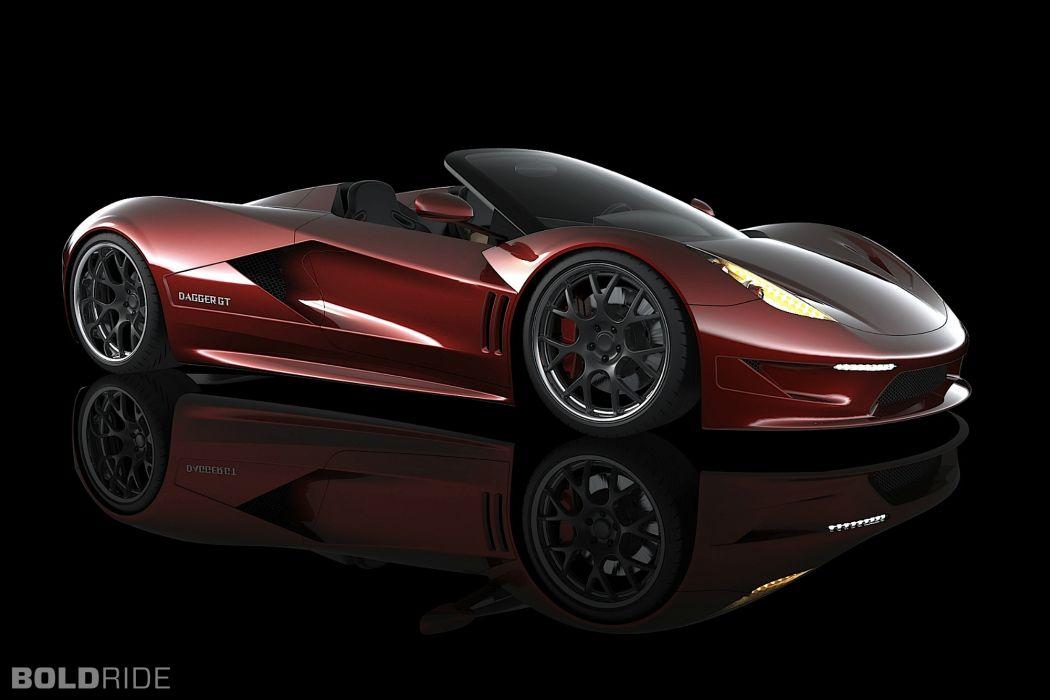 2011 TranStar Racing Dagger G-T supercar supercars   d wallpaper