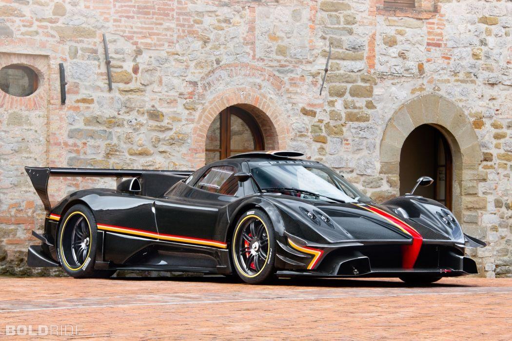 2013 Pagani Zonda Revolucion supercar supercars       d wallpaper