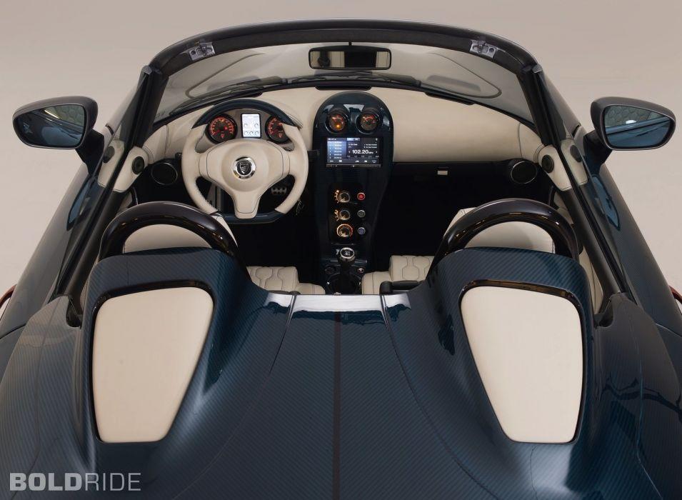 2013 PGO Cevennes Water Snake supercar supercars interior          g wallpaper