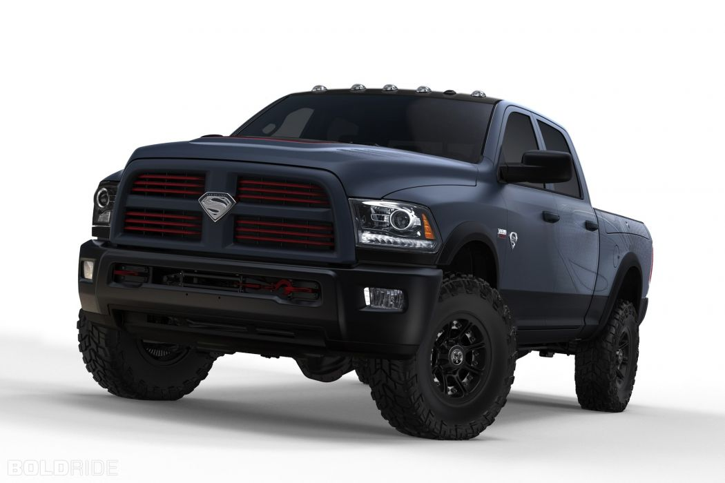2013 Ram Power Wagon offroad 4x4 truck wallpaper