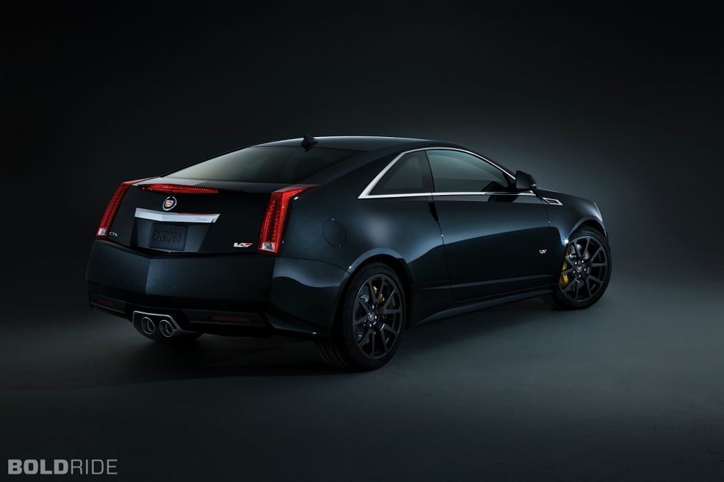 2014 Cadillac CTS-V Coupe muscle sportcar    g wallpaper