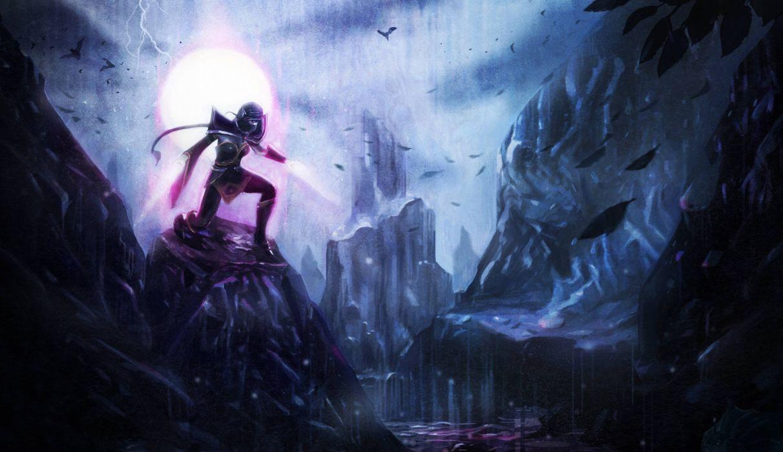 League of Legends Templar Assassin wallpaper