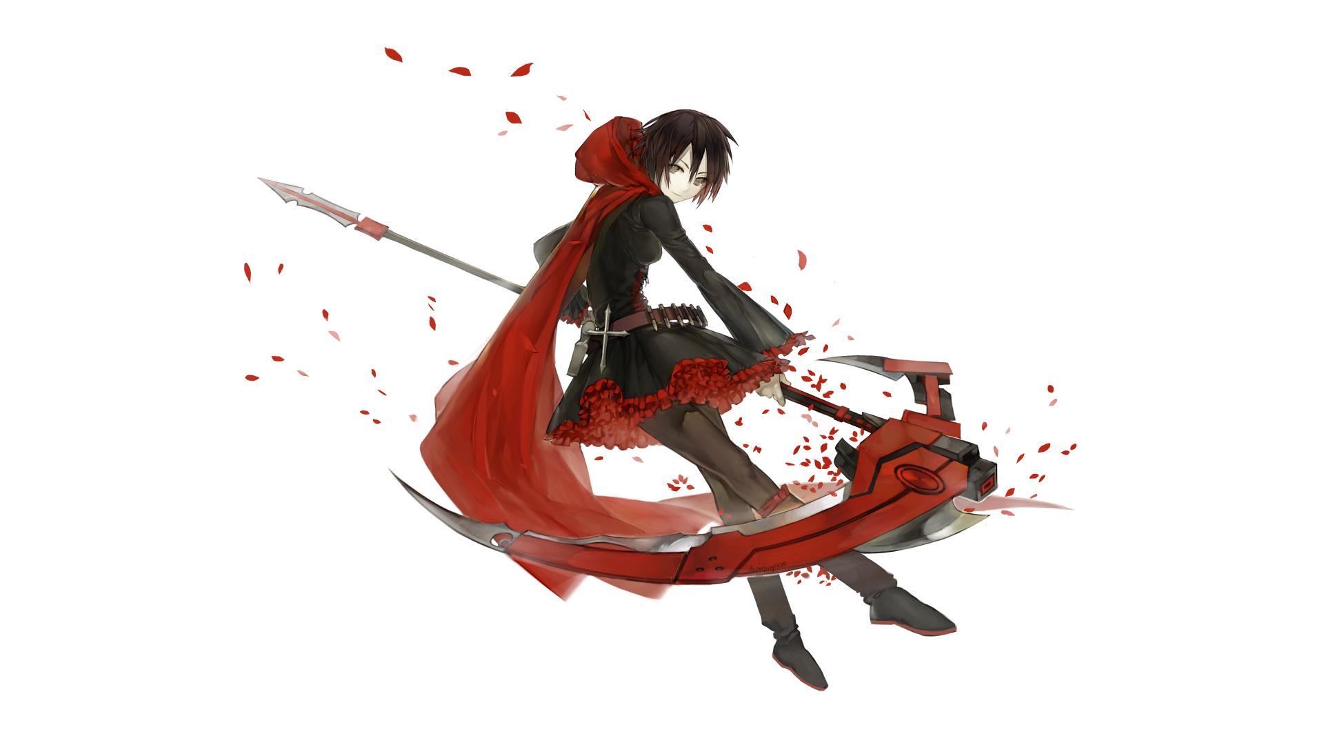 Rwyb scythe ruby s wallpaper 1920x1080 104208 - Anime scythe wallpaper ...