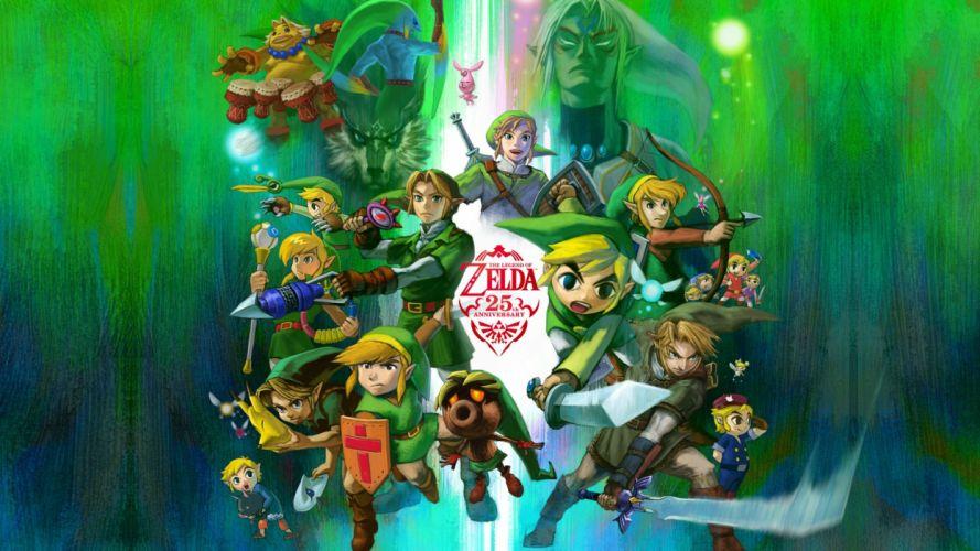 Zelda Link f wallpaper