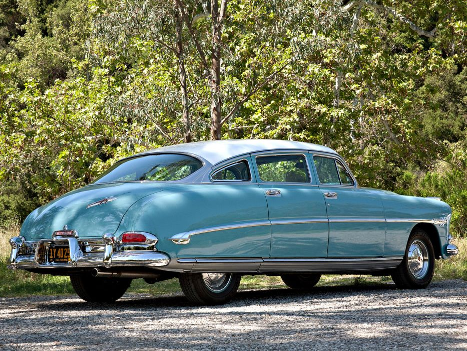 1952 Hudson Hornet Sedan retro   g wallpaper