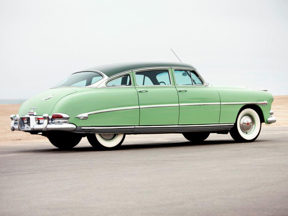 1953 Hudson Hornet Sedan retro    s wallpaper