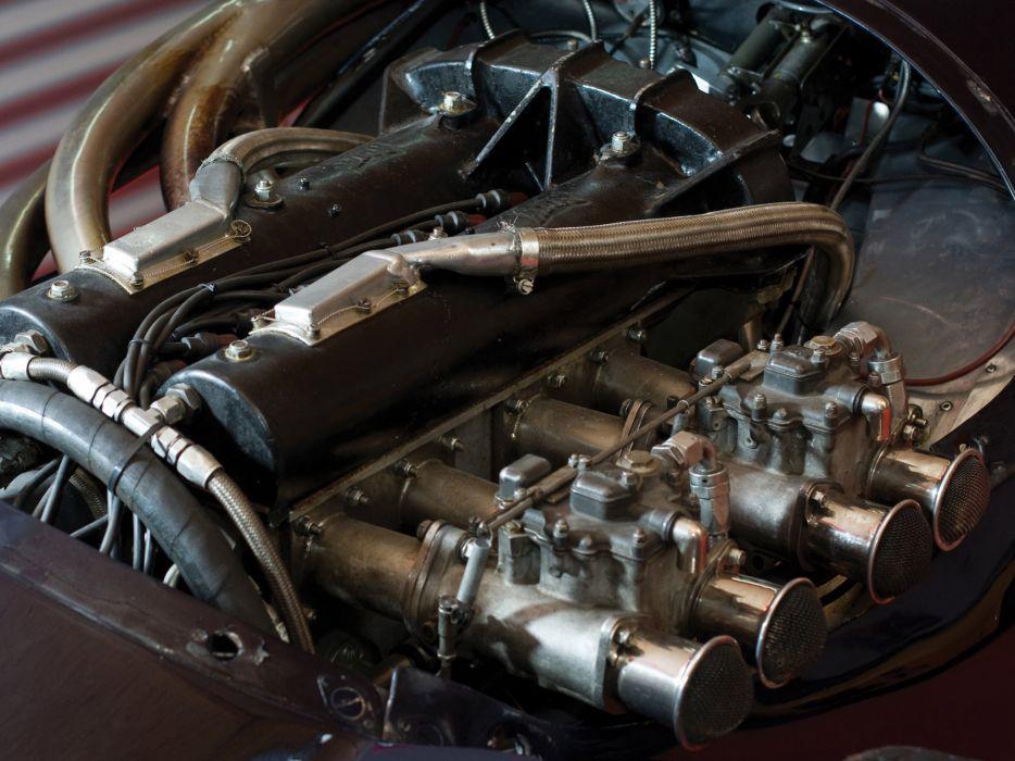 1955 Connaught B-type retro race racing engine engines wallpaper