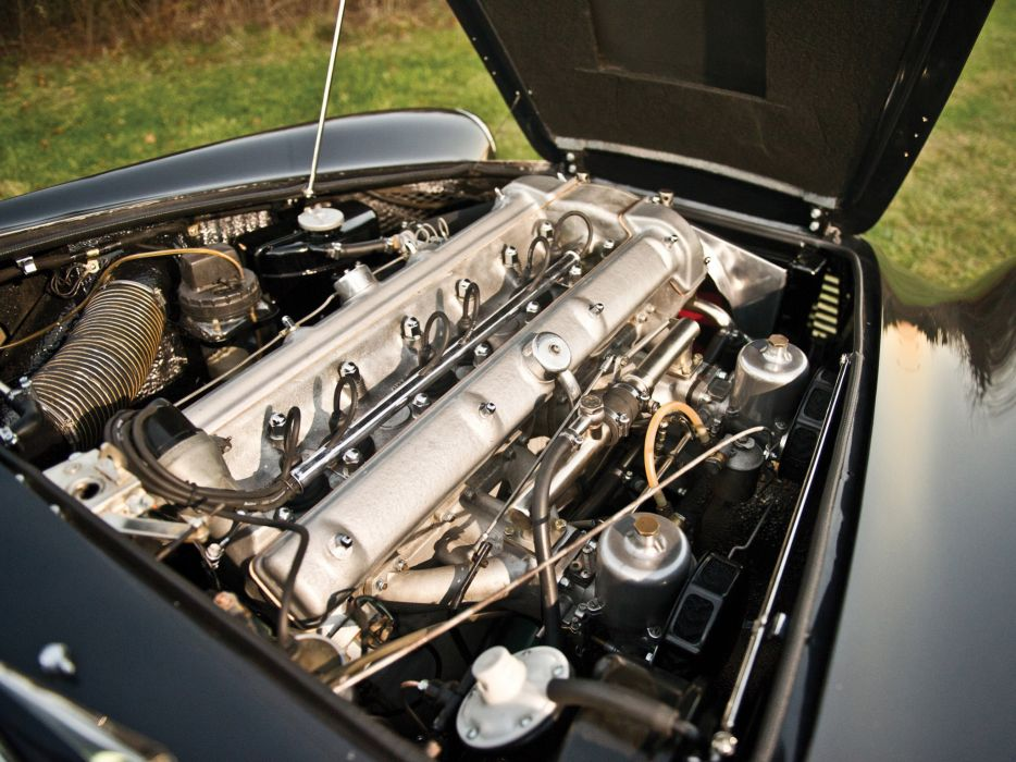 1964 Aston Martin DB4 Series-IV classic engine engines wallpaper