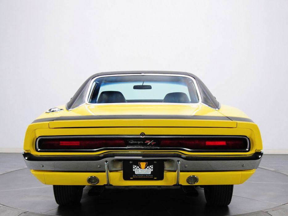1970 Dodge Charger R-T 426 Hemi classic muscle mopar   f wallpaper