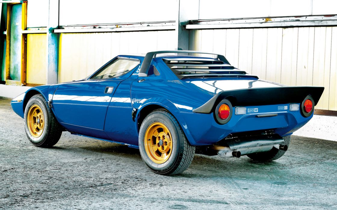 1973 Lancia Stratos HF supercar supercars     f wallpaper