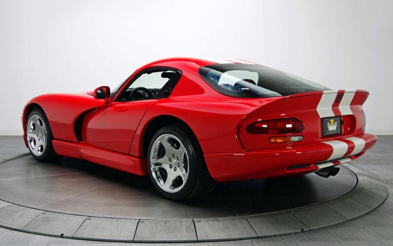 2002 Dodge Viper GTS F-E supercar supercars f wallpaper
