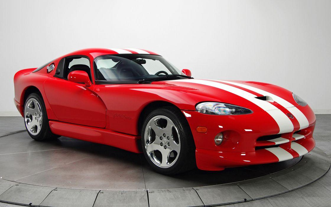 2002 Dodge Viper GTS F-E supercar supercars wallpaper