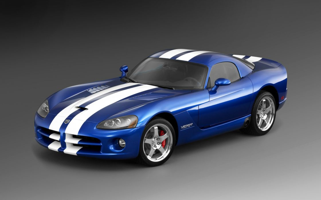 2006 Dodge Viper SRT10 supercar supercars   f wallpaper