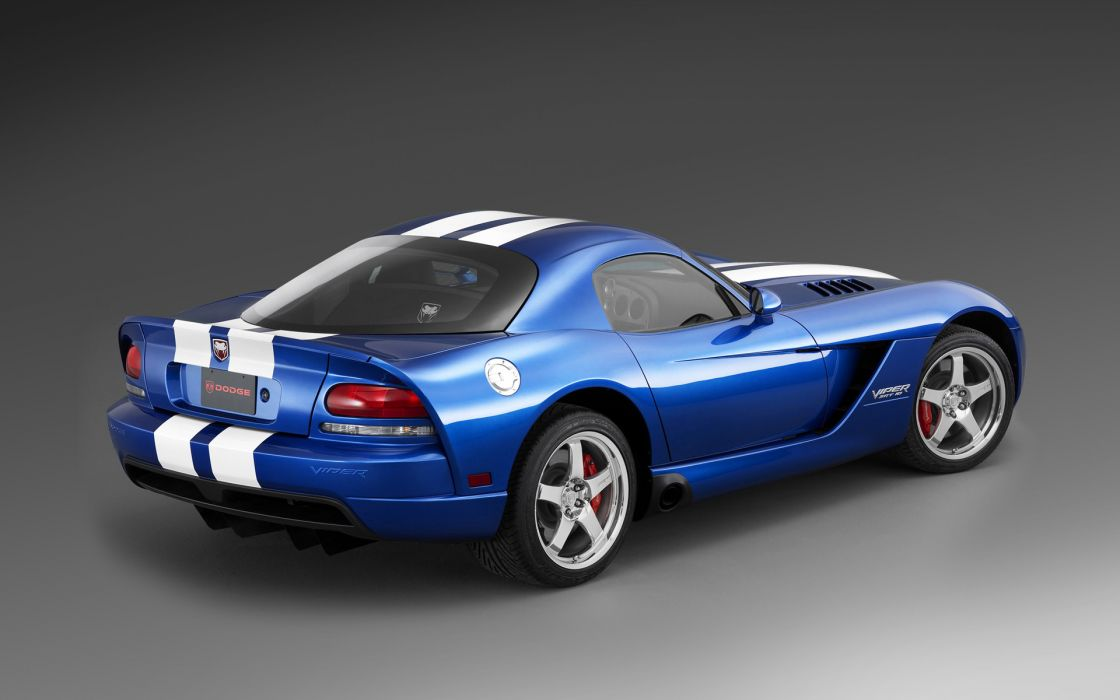 2006 Dodge Viper SRT10 supercar supercars wallpaper