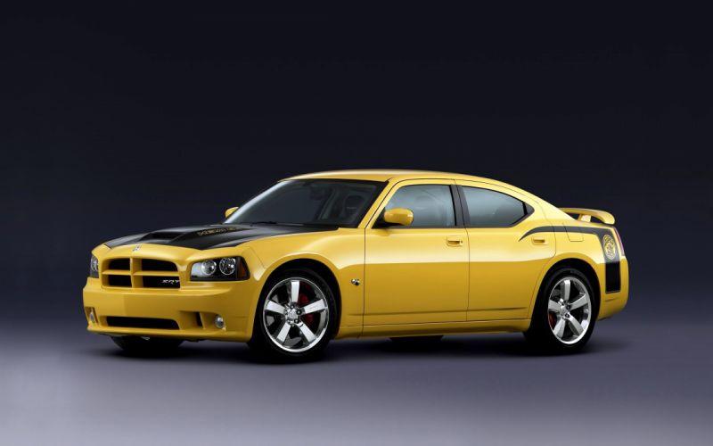 2007 Dodge Charger SRT8 Super Bee muscle wallpaper