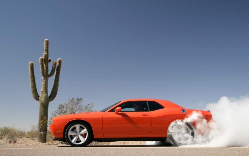 2008 Dodge Challenger SRT8 muscle g wallpaper