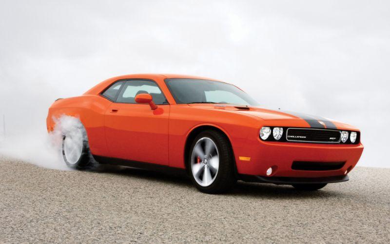 2008 Dodge Challenger SRT8 muscle wallpaper