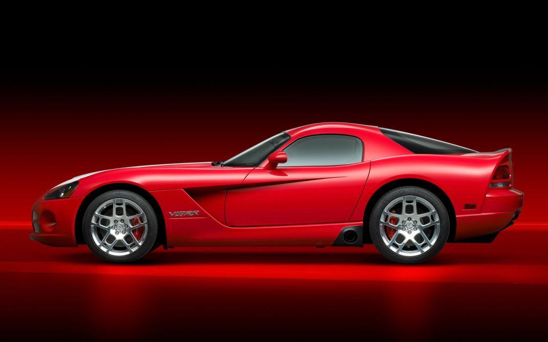 2008 Dodge Viper SRT10 Coupe supercar supercars     f wallpaper