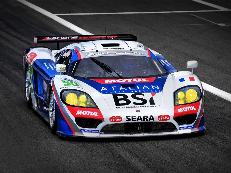 2008 Saleen S7R race racing supercar supercars wallpaper