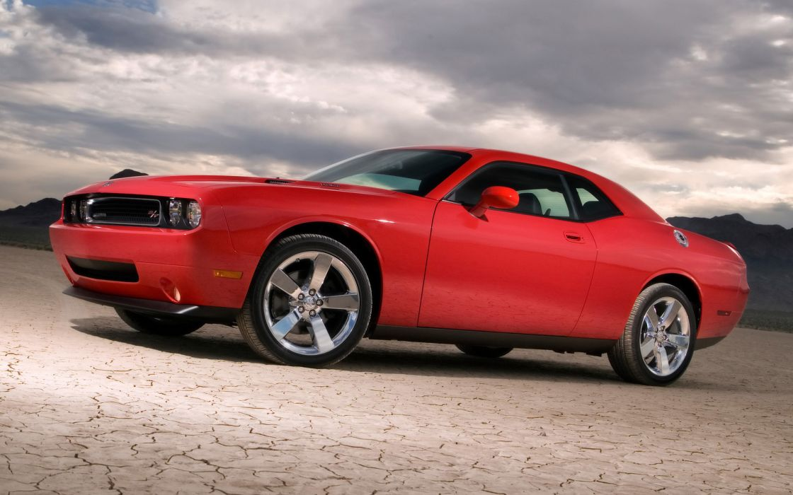 2009 Dodge Challenger R-T muscle    g wallpaper