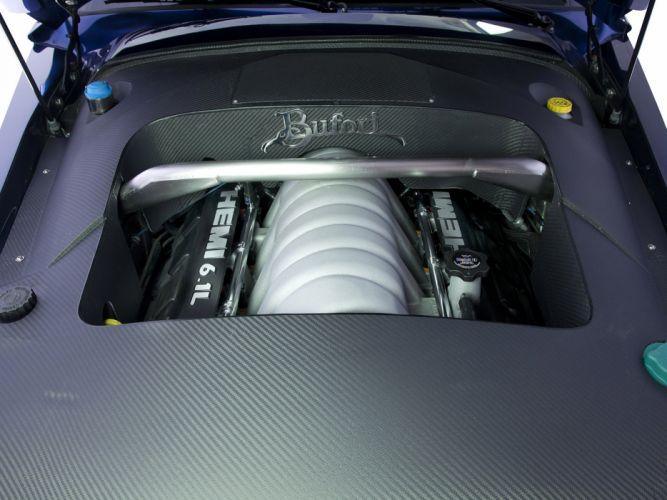2010 Bufori Geneva luxury engine engines wallpaper
