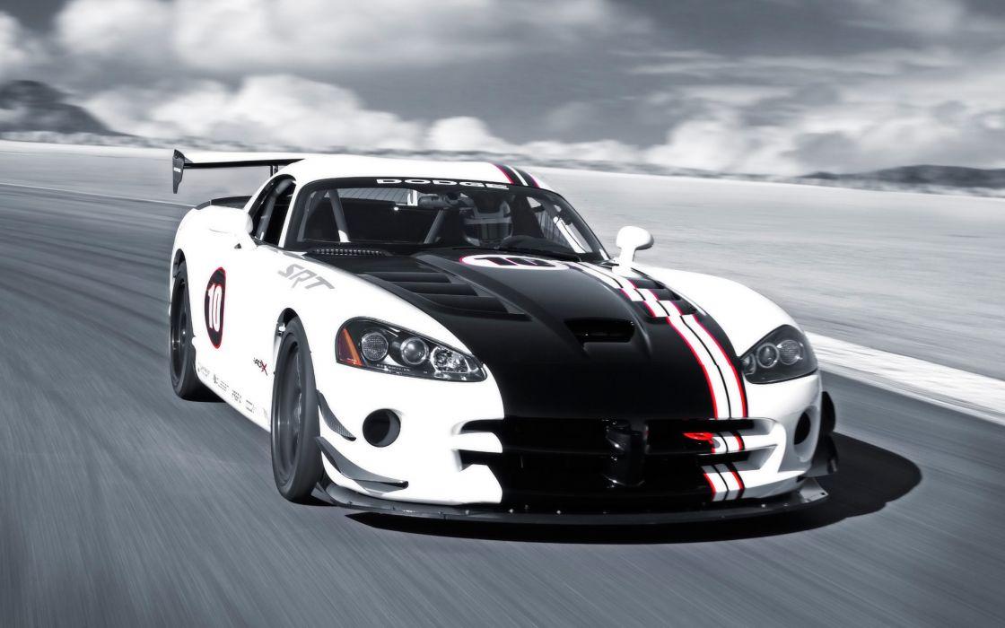 2010 Dodge Viper SRT10 ACR-X supercar supercars race racing wallpaper