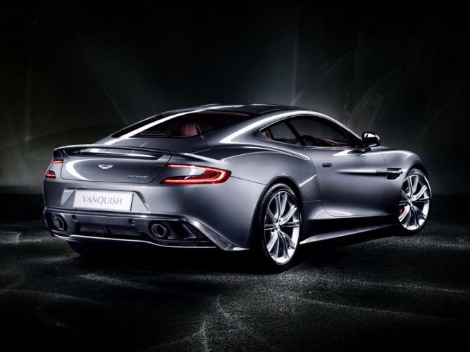 2012 Aston Martin Vanquish UK sportcar g wallpaper