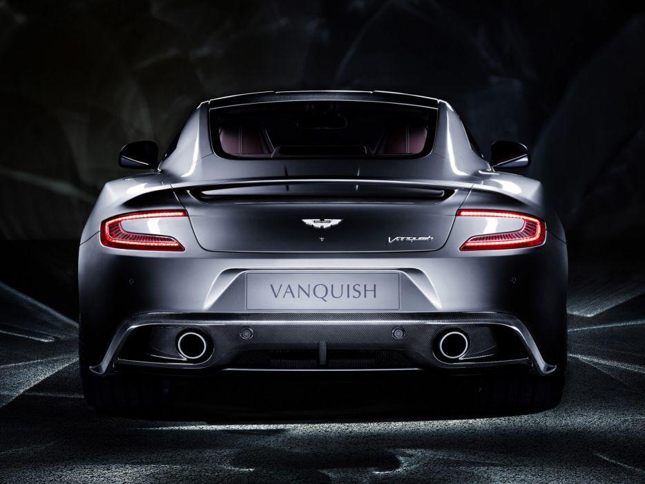 2012 Aston Martin Vanquish UK sportcar        gd wallpaper