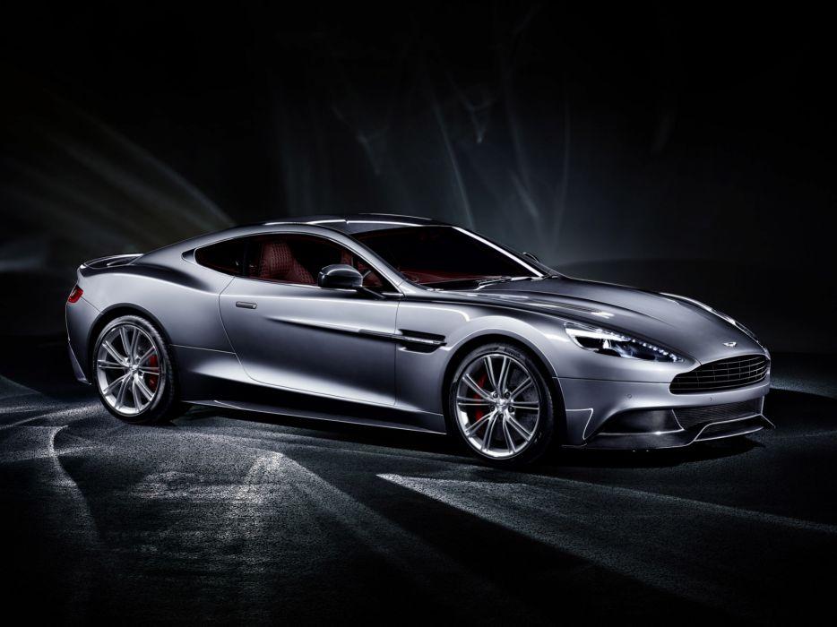 2012 Aston Martin Vanquish UK sportcar        gf wallpaper