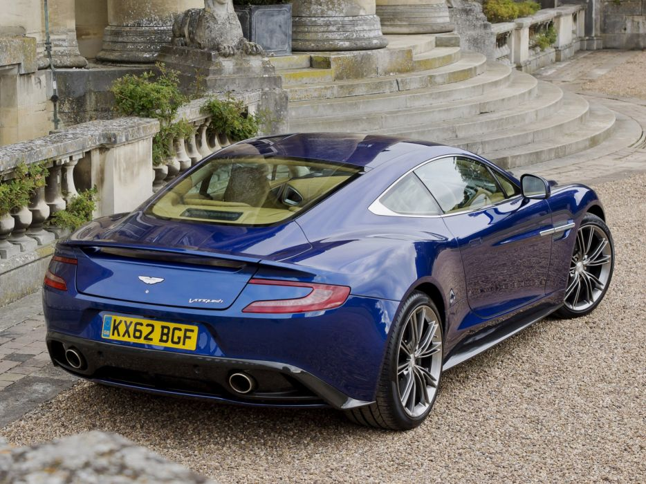 2012 Aston Martin Vanquish UK sportcar    fd wallpaper
